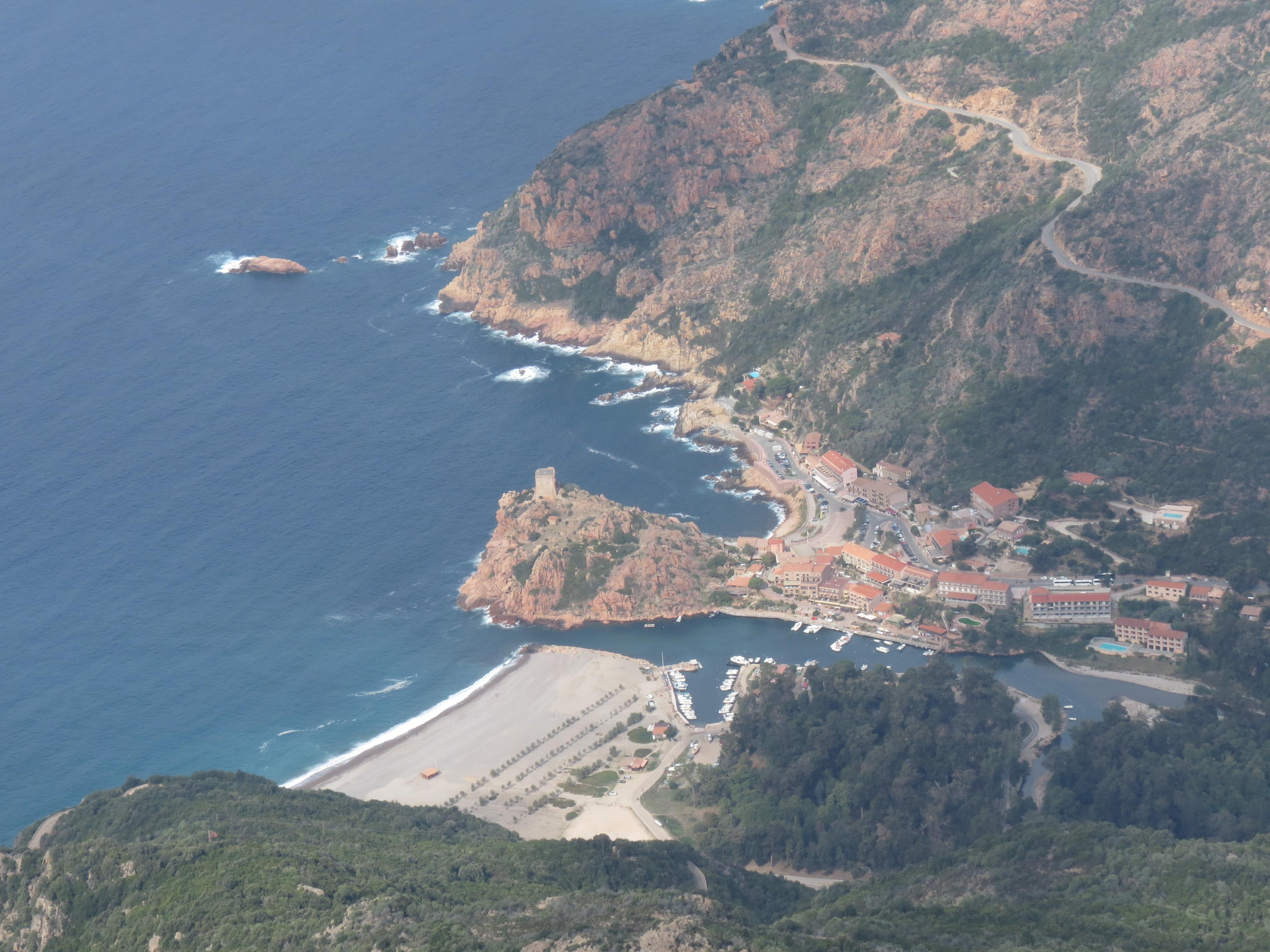 Corse Mare e Monti octobre 2014