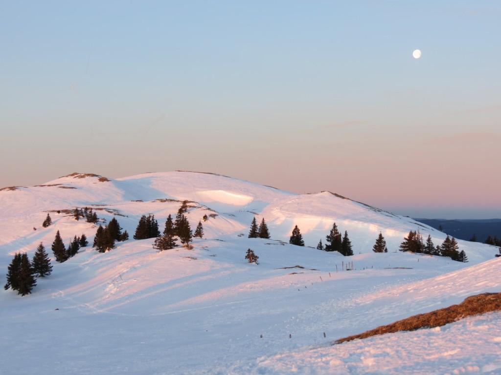 randonnée côté Jura